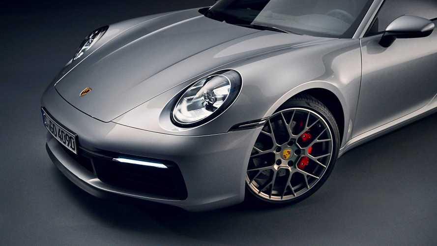 Manuel Şanzımanlı 2020 Porsche 911 Carrera S/4S