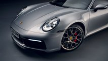 Porsche 911 Carrera S/4S manual 2020
