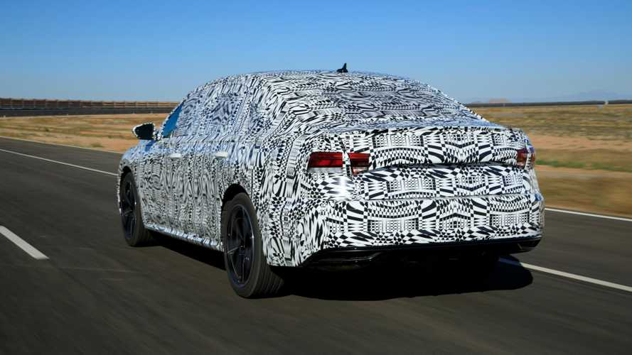 2020 Volkswagen Passat Prototype: First Drive