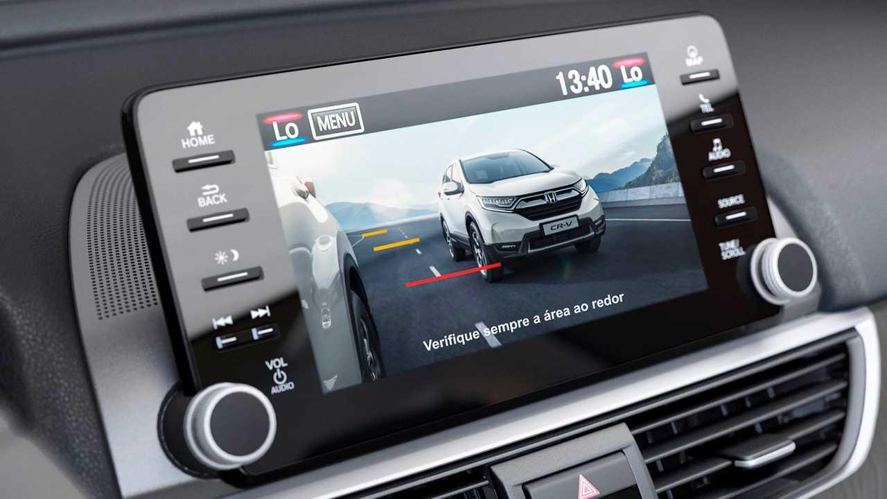 Acabamento interno - Honda Accord 2019
