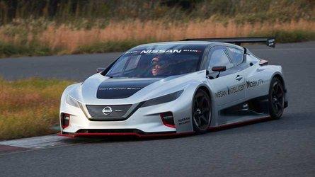 Laposan kúszik és piszokgyors: itt az új Nissan Leaf Nismo RC