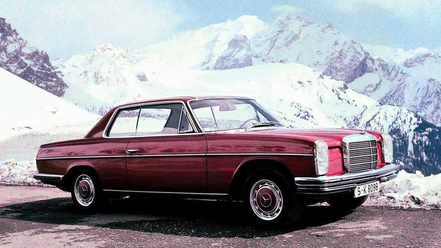 50 Jahre Mercedes Strich-Acht Coupe