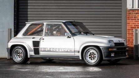 Sale a subasta un Renault 5 Turbo 2, del año 1984