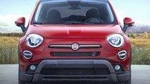 2019 Fiat 500X (U.S.-spec)