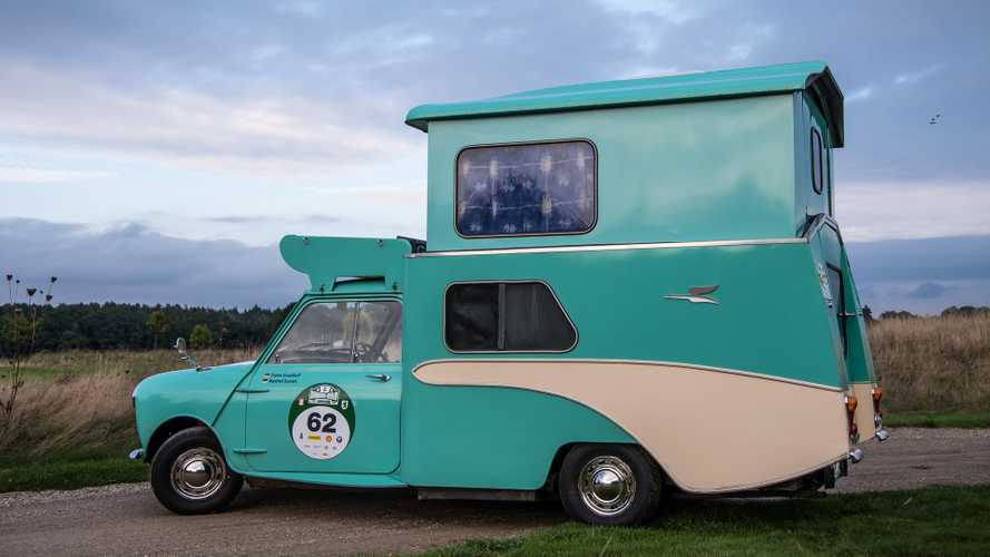 Remember the Mini-based motorhome called the Wildgoose?