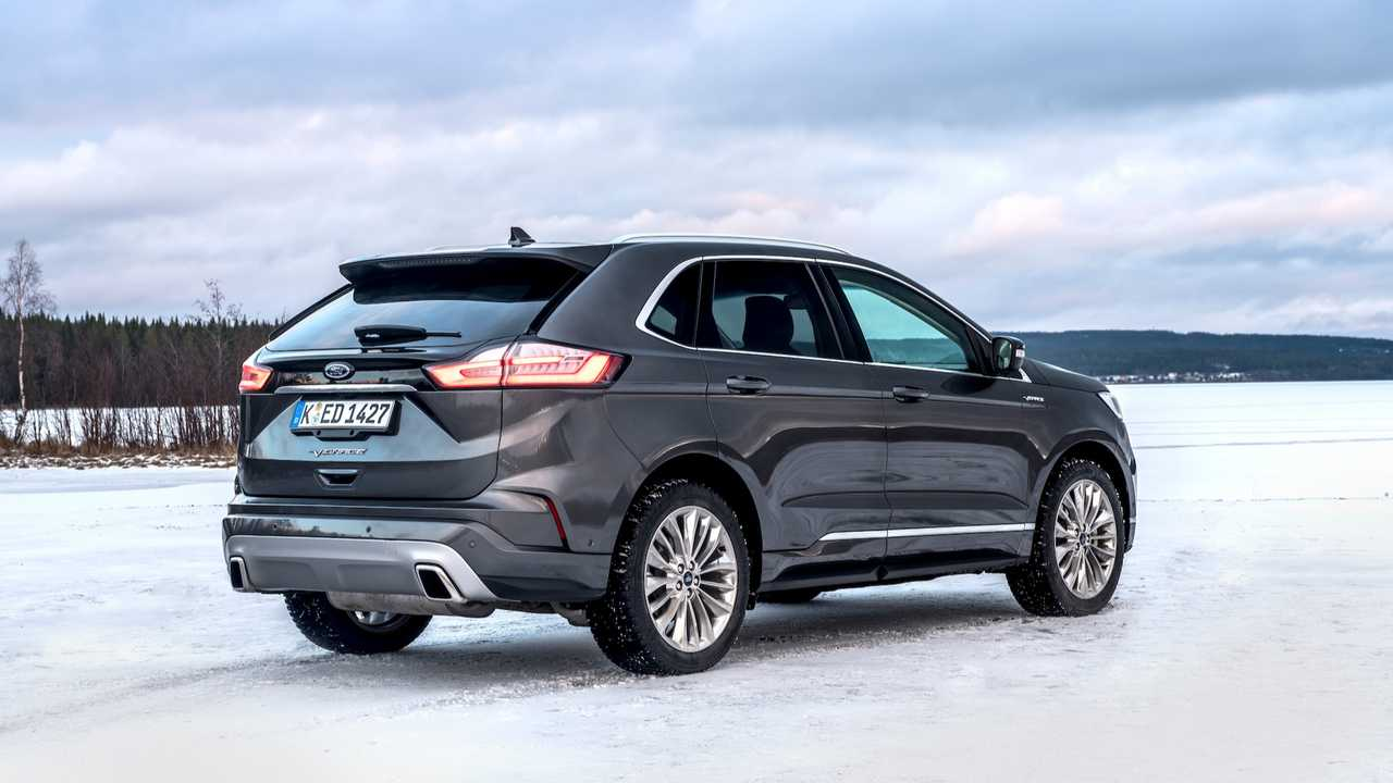 Restyling Ford Edge