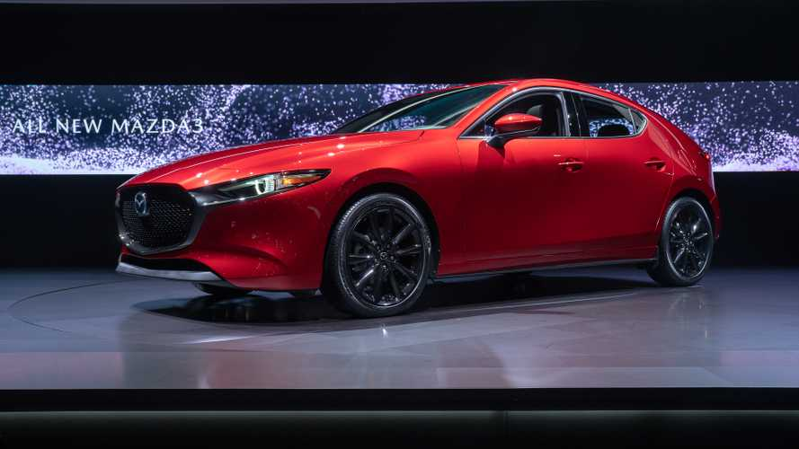 New Mazda3 might get all-wheel drive with manual trans
