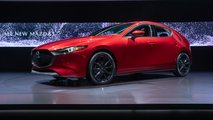 2019 Mazda3 at the Los Angeles Auto Show