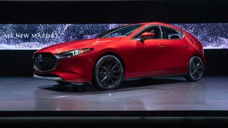 Yeni Mazda3 dört çeker-manuel kombinasyonu sunabilir