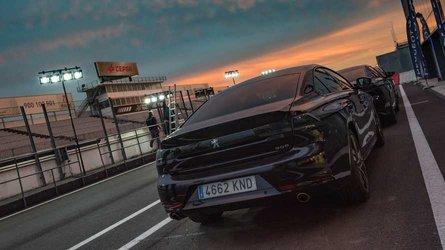 Peugeot 508 2018, tecnología nocturna que te protege