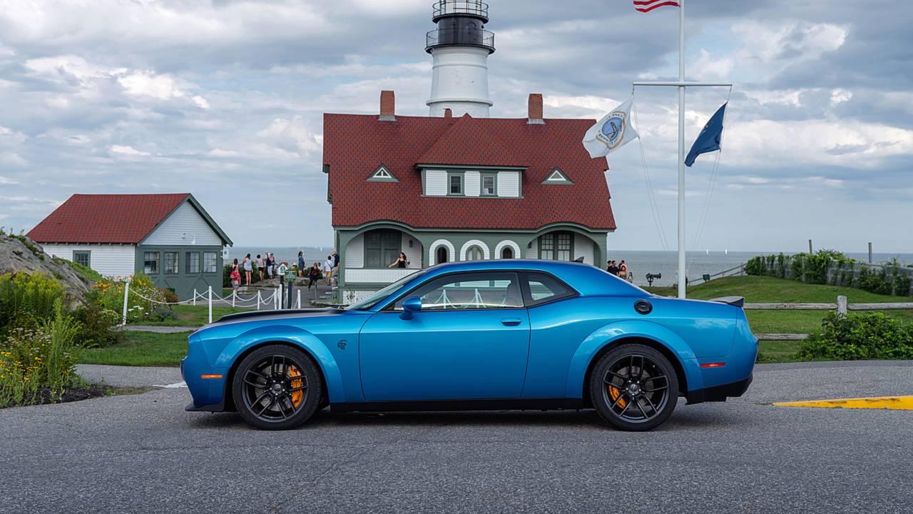 2019 Dodge Challenger SRT Hellcat Redeye First Drive: Demon