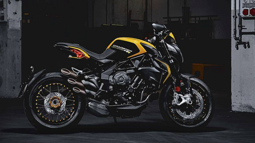 MV Agusta Recalls 2018 Brutale Dragster and F3 Models