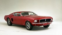 1967 Mustang Mach I Concept