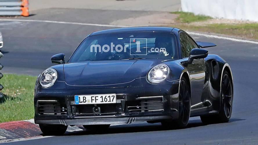 El Porsche 911 Turbo S 2020 podría desarrollar 650 CV