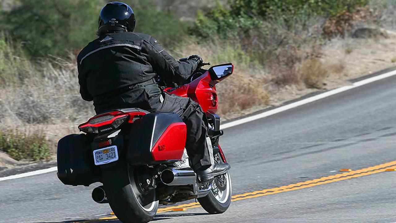 Review: 2014 Honda CTX1300