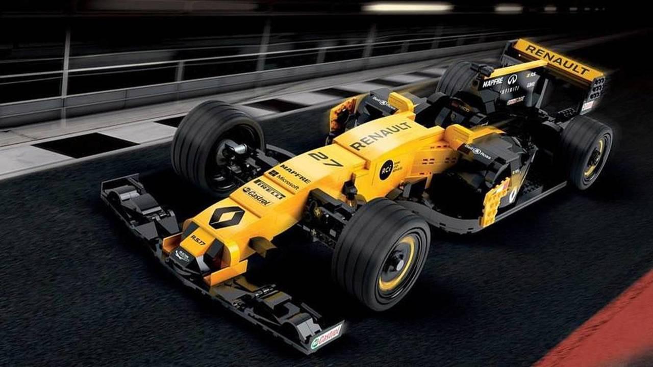 Renault R.S. 17 de F1