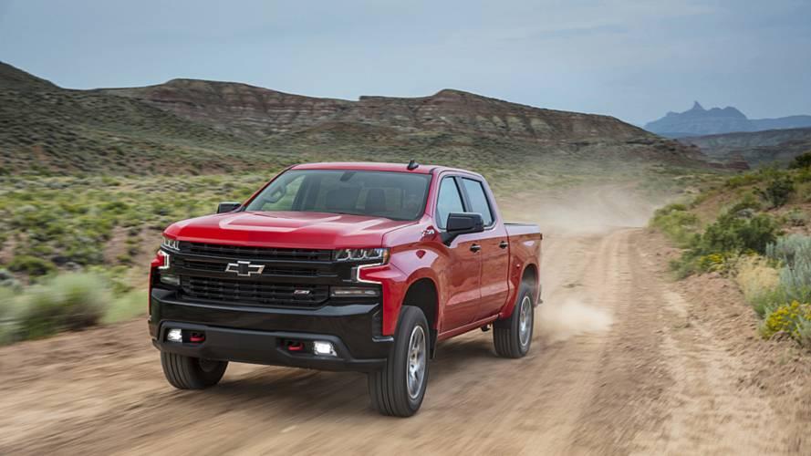 Rising Truck Sales Put Damper On California's ZEV Target