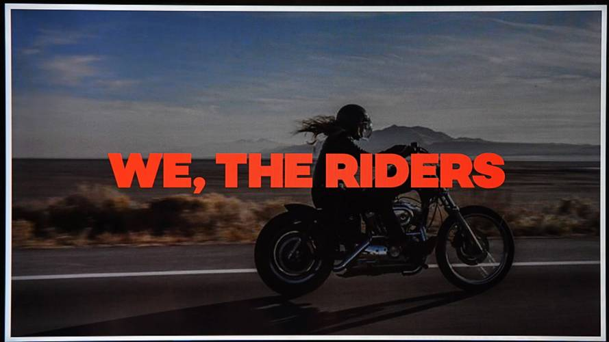 'We, the riders', campaña de seguridad vial