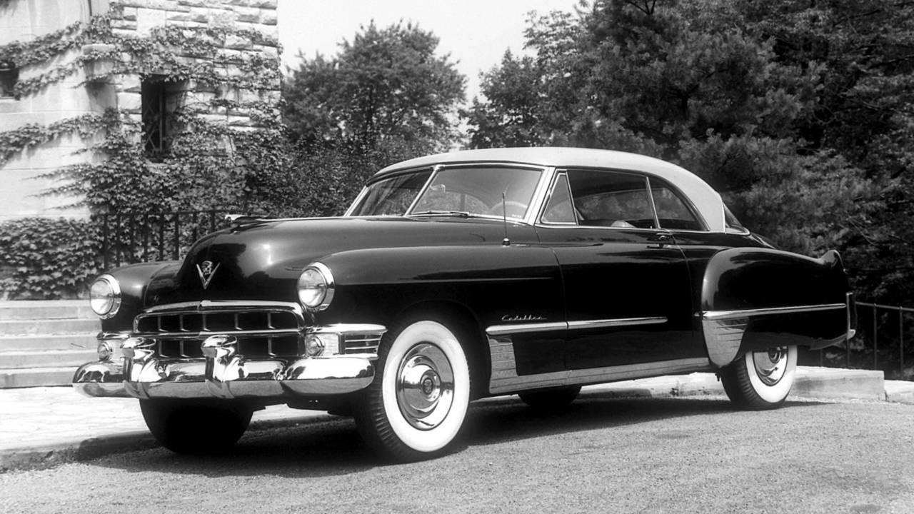 Platz 3: Cadillac DeVille