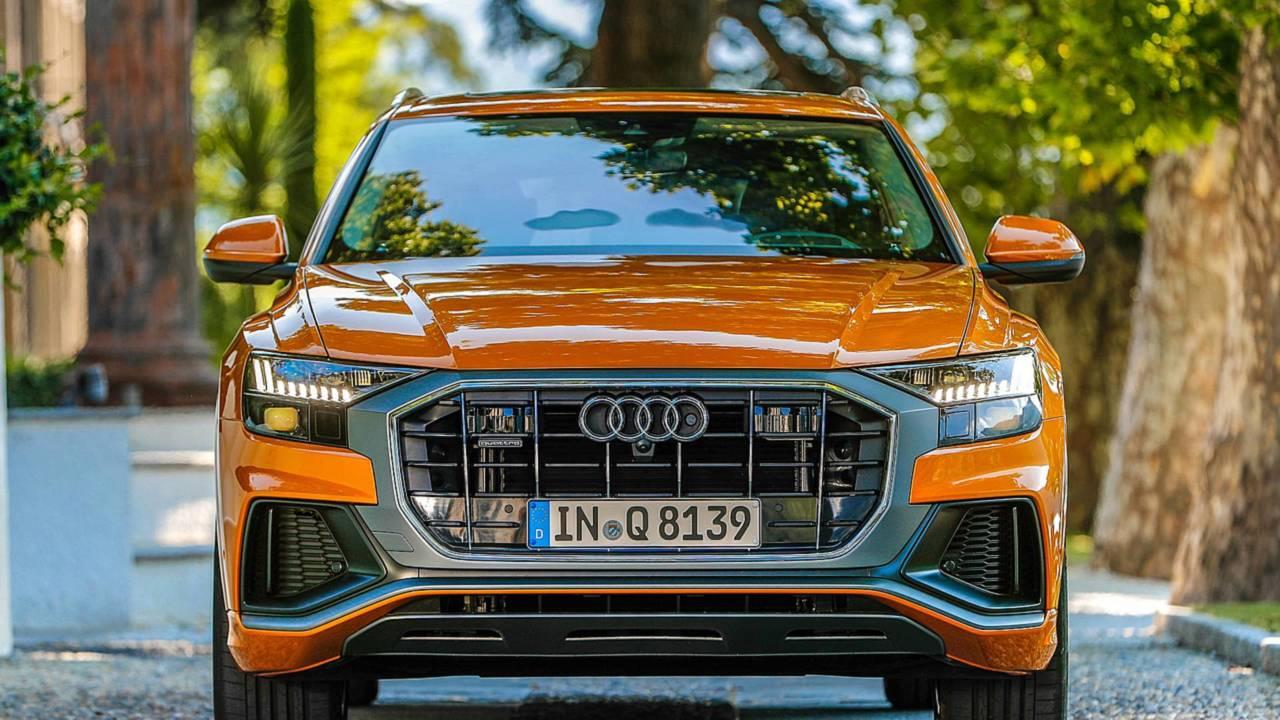 Audi Q8 - settembre
