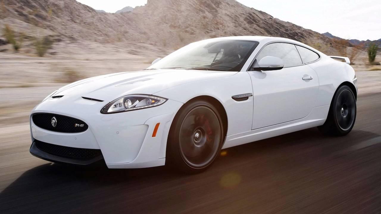 2021 Jaguar XK