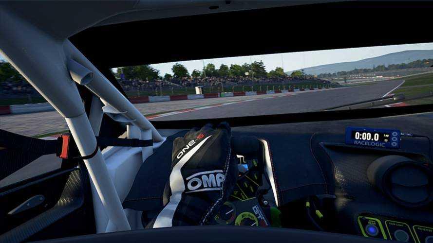 Assetto Corsa Competizione Racing Sim Beta Test