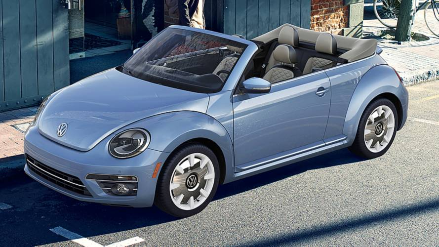 Volkswagen Beetle Final Edition Launches Concluding 70-Year Run