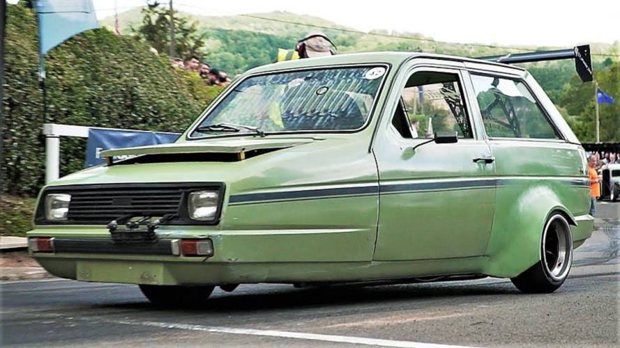 Motorcycle-Engined Reliant Rialto Is Not Your Typical 3-Wheeler