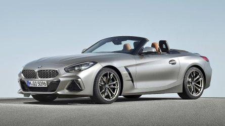 Nuova BMW Z4, oltre al sei cilindri... c'è anche il quattro