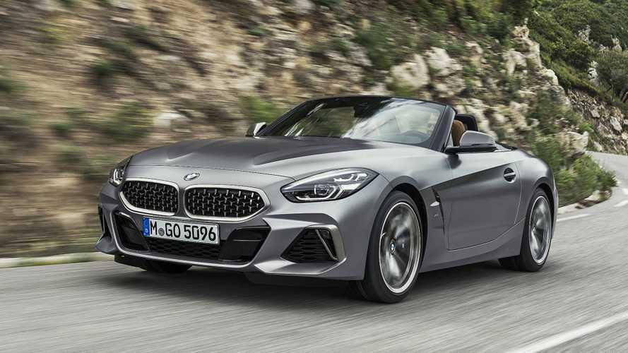 Novo BMW Z4 é confirmado como atração para o Salão do Automóvel