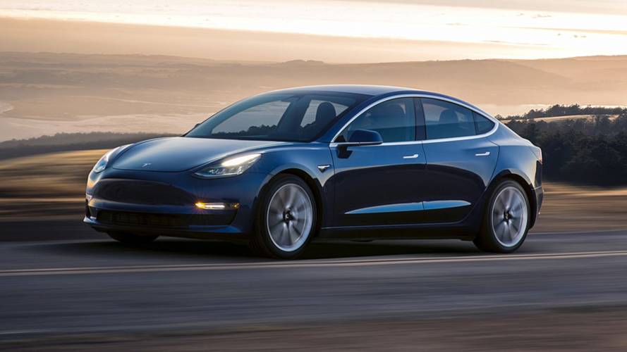 Tesla Launches New $45,000 Model 3 With 260-Mile Range