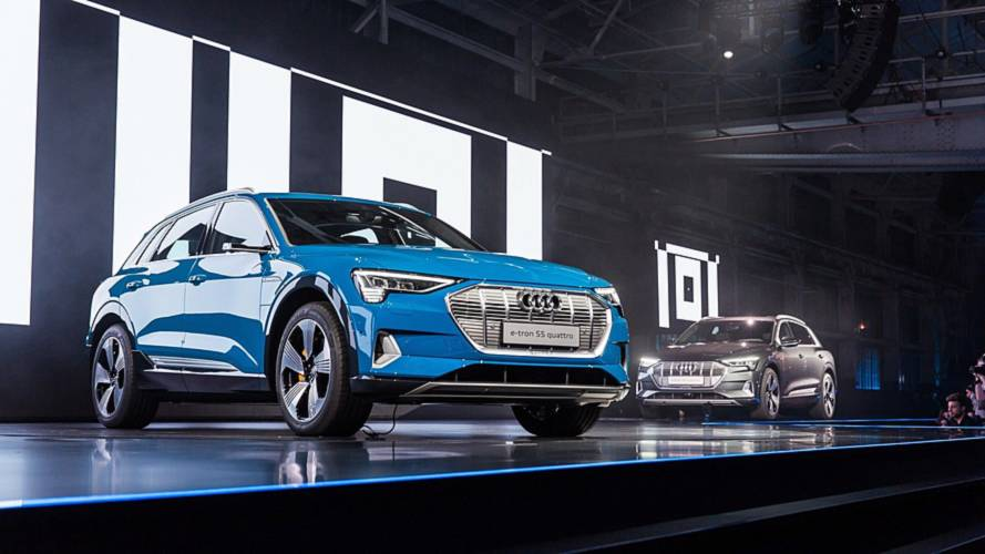 Audi e-tron entry-level and performance variants on the way