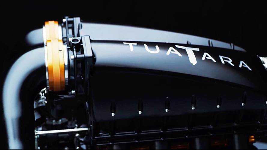 Megmutatták az SSC Tuatara mesterműnek tűnő 1750 lóerős V8-asát