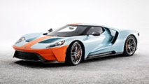ford gt heritage edition gulf oil