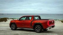 Volkswagen Atlas Tanoak Pickup Concept
