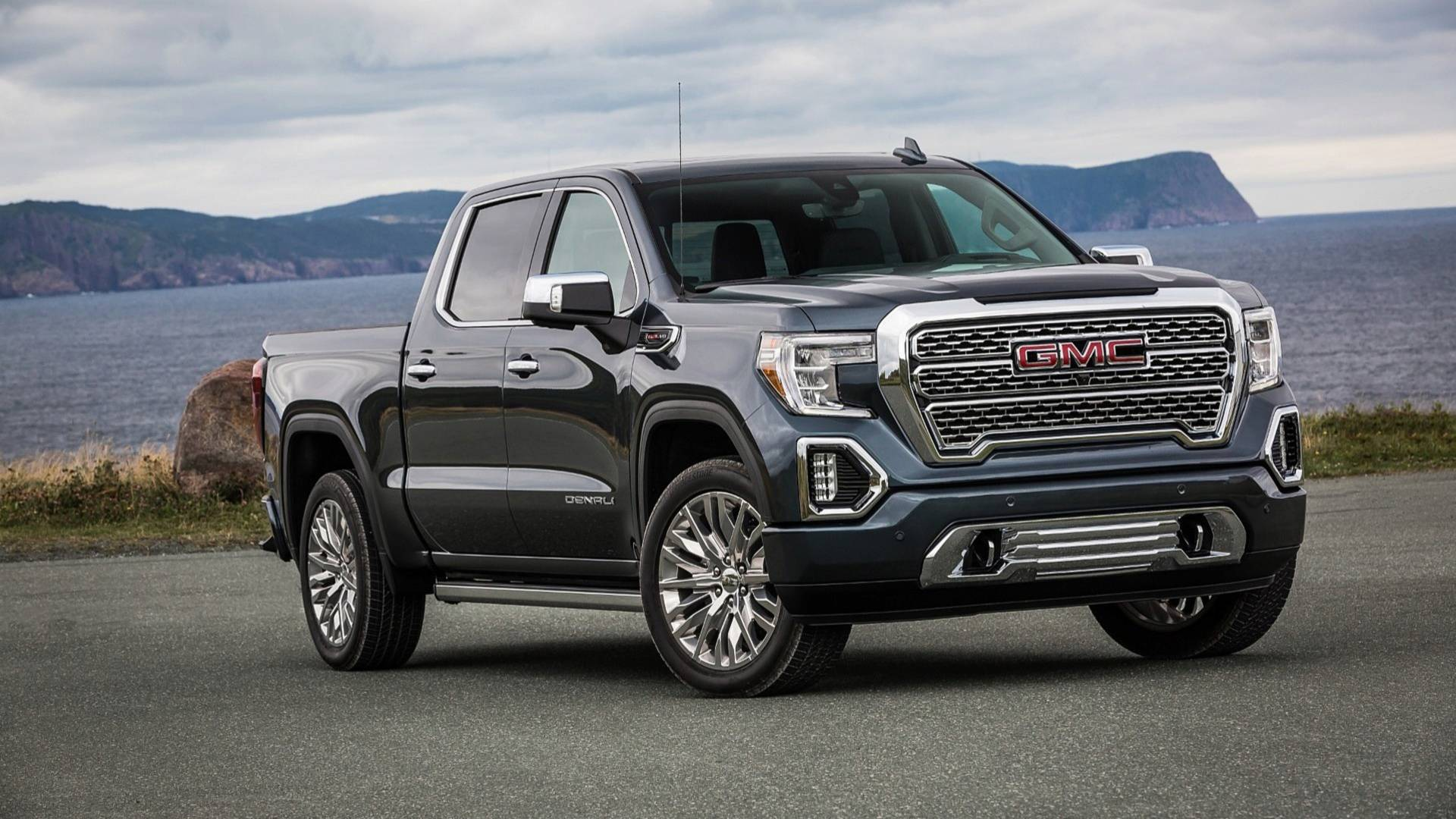 2019 GMC Sierra Denali First Drive: Working Man Meets Iron Man
