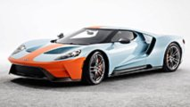 Ford GT Heritage Edition (2019)