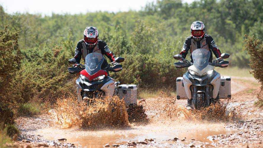 Ducati Officially Announces 2019 Multistrada 1260 Enduro