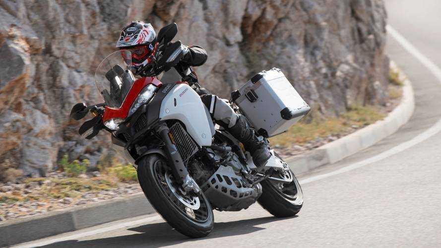 Las ventas de motos aumentaron un 9,4% en Europa
