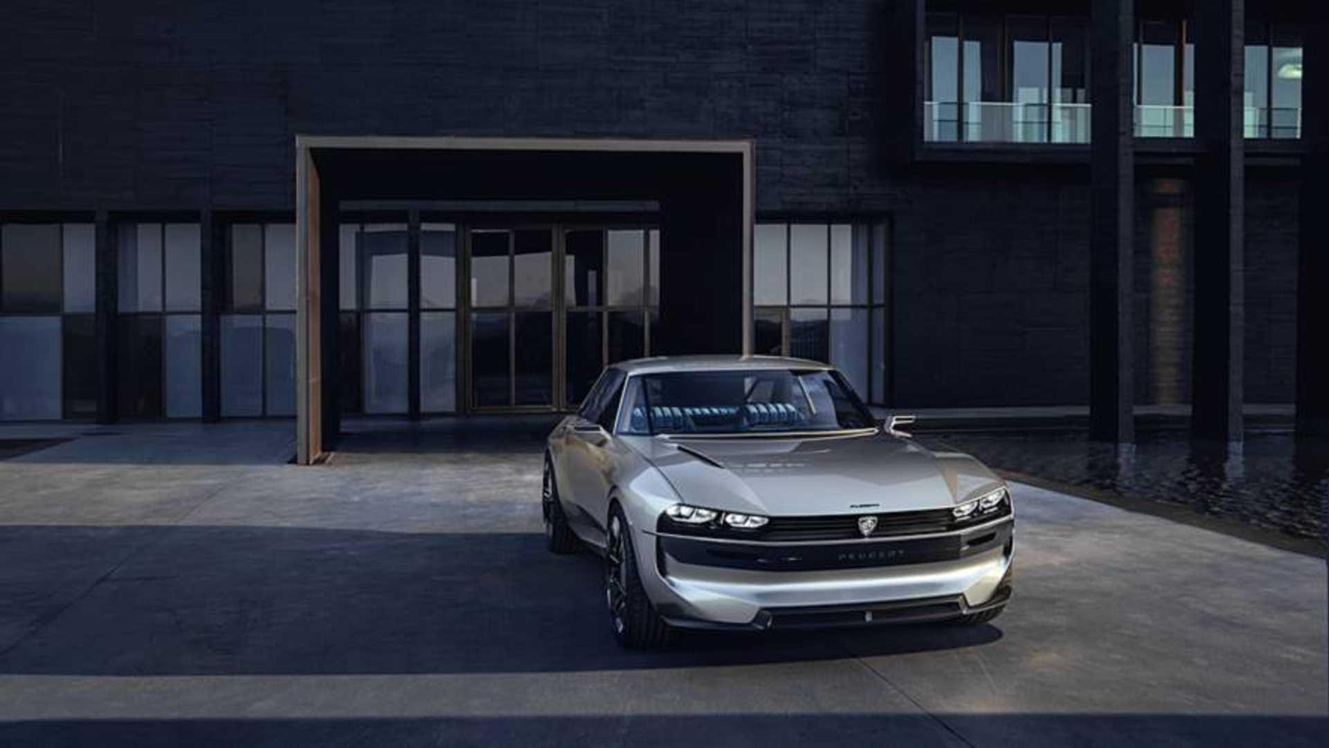 Peugeot E Legend Concept Asi Va La Peticion Para Que Se Fabrique