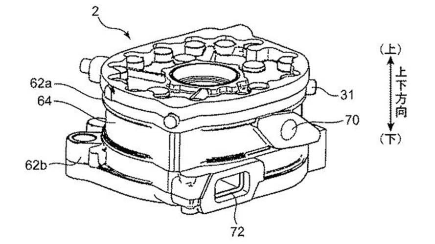 Mazda patents sideways rotary as big as a shoebox