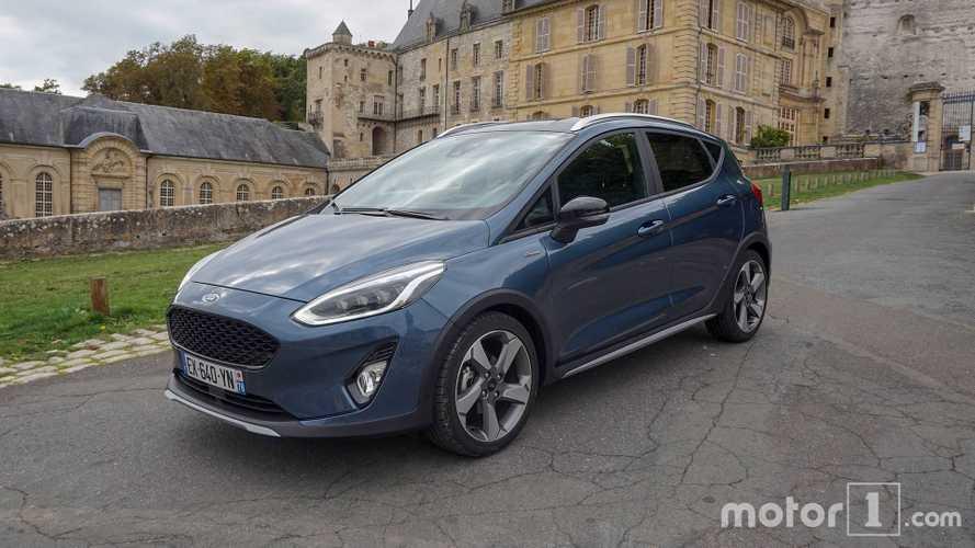 Essai Ford Fiesta Active - Sympathique usurpatrice