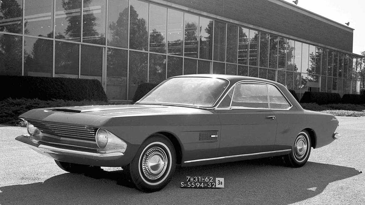 Ford Allegro Concept (1962)