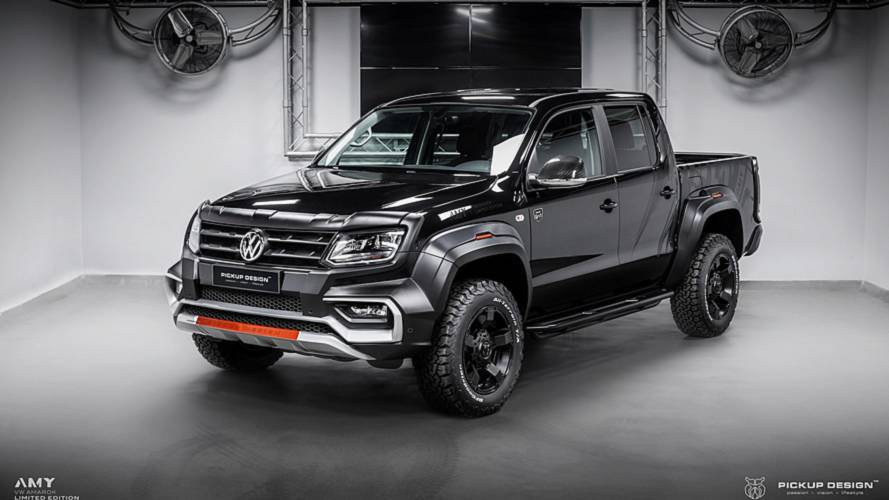 VW Amarok Amy by Carlex Design