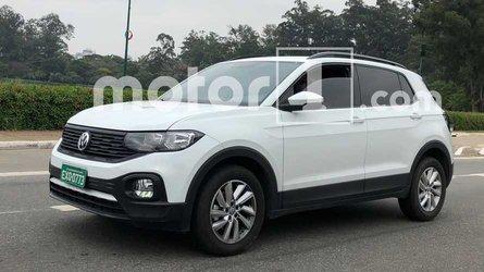 Flagra: Este é o novo VW T-Cross mais barato