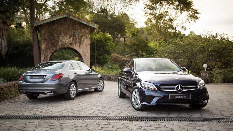 Teste instrumentado: Mercedes C200 EQ Boost usa motor elétrico para render mais