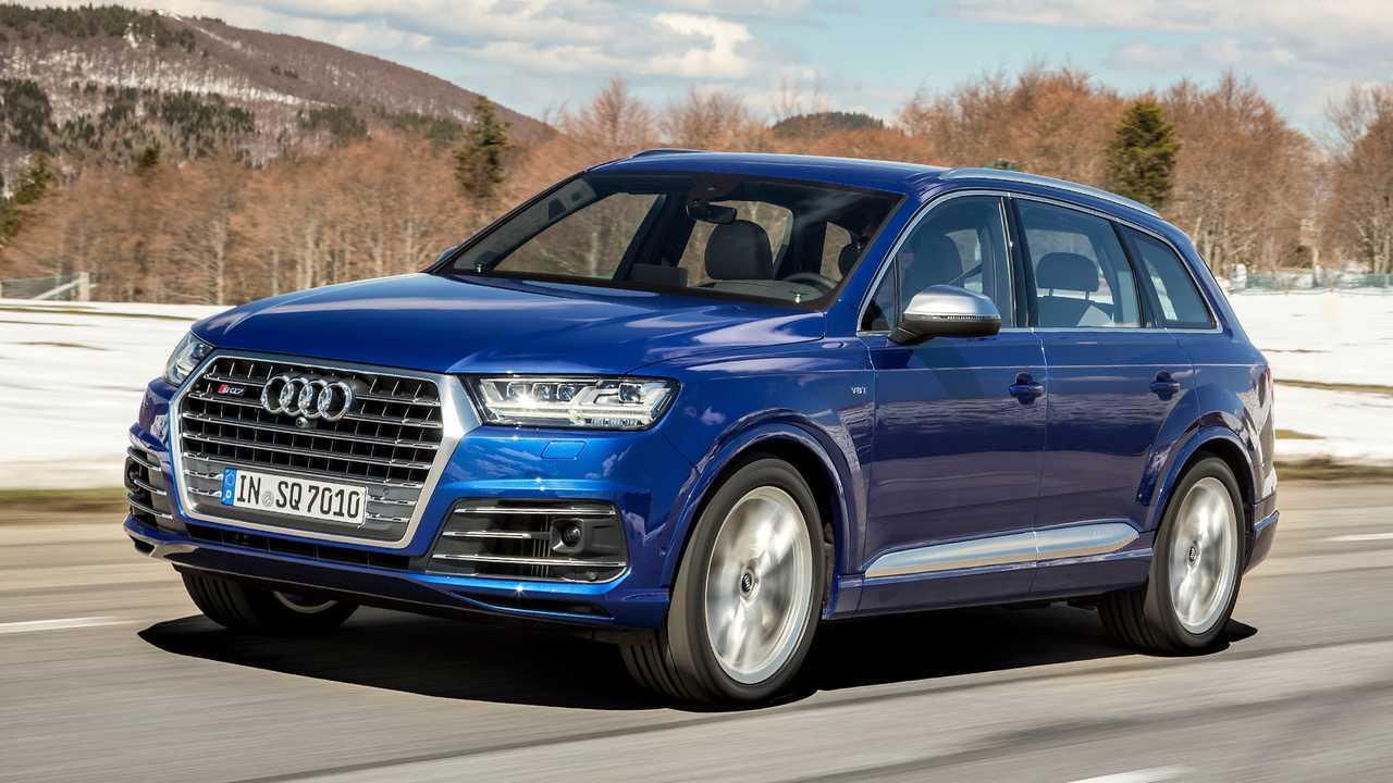 Audi SQ7 TDI (320 kW): 137,7 Cent/km