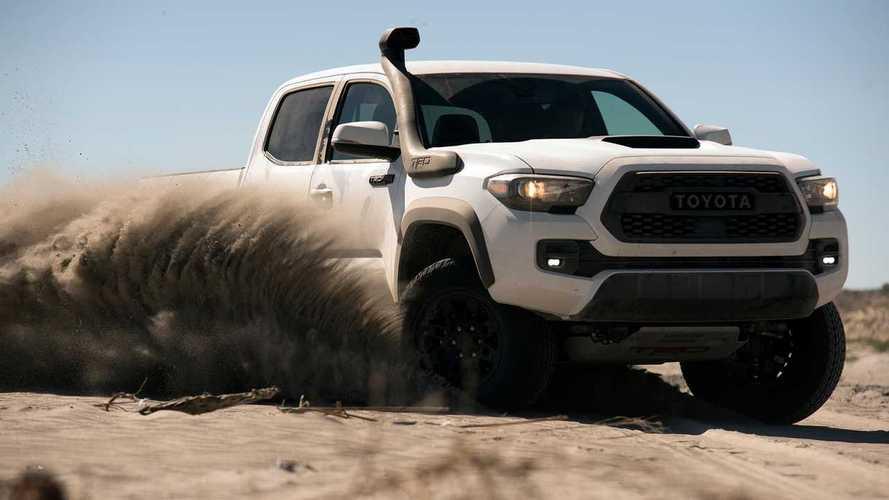 Toyota Tacoma e Tundra TRD Pro