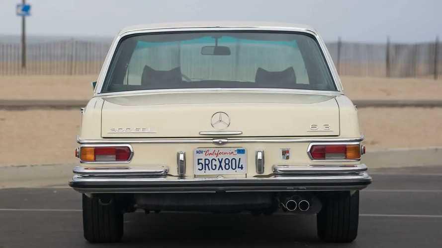 Mercedes 300 SEL 6.3, le foto storiche