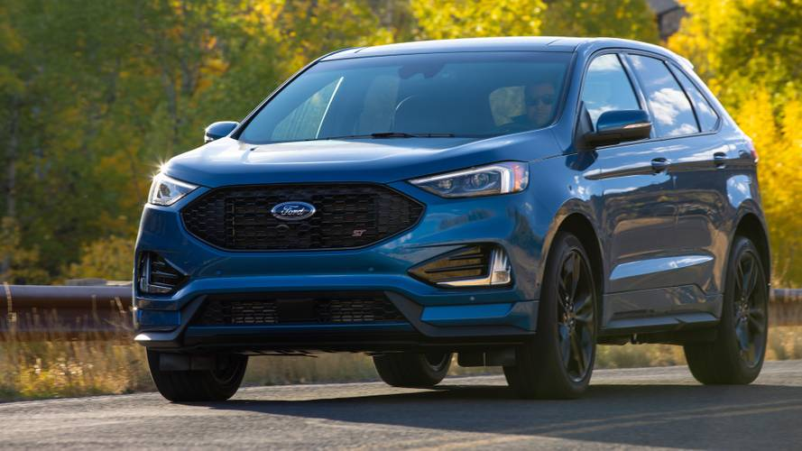 Possible Edge RS Outlined By Ford Engineer